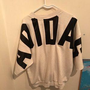 Adidas Creme Sweater